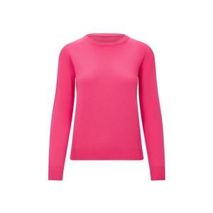 KatieAndJo Round Neck Cashmere Jumper in Pink