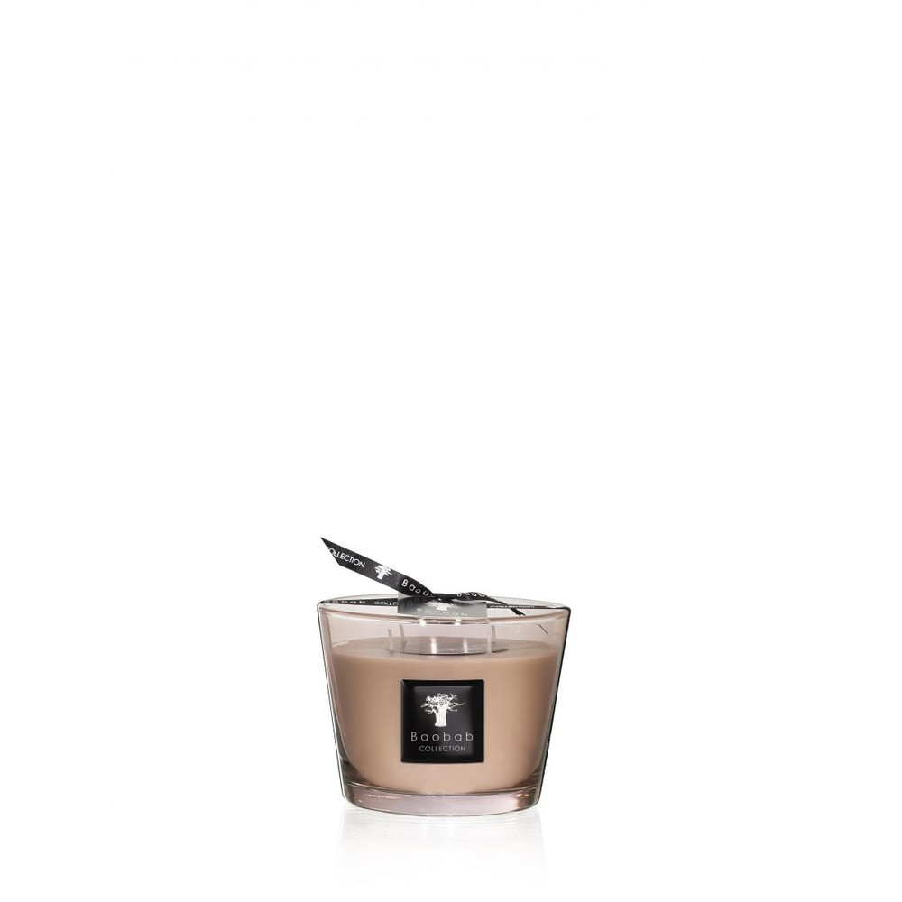 Baobab Collection Collection Max 10 Serengeti Plains Luster Candle White