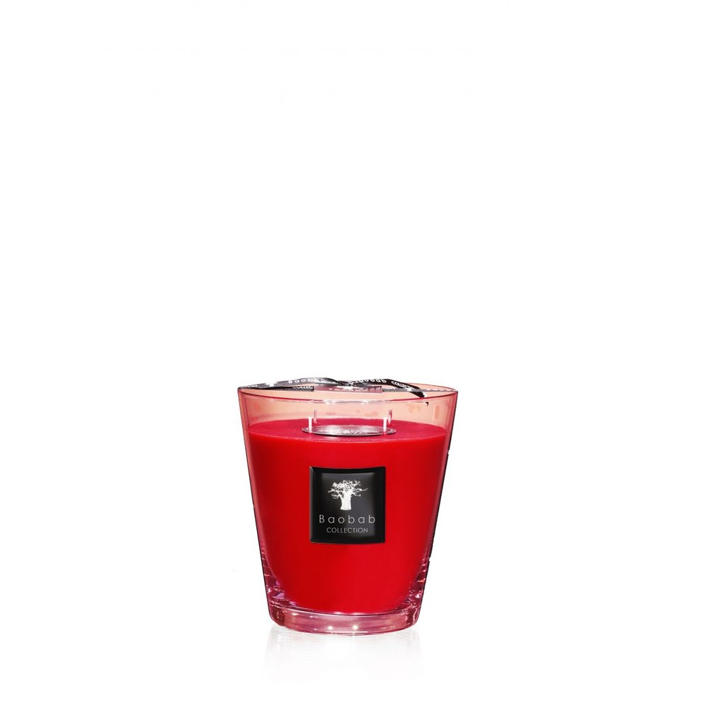 Baobab Collection Max 16 Masaai Spirit Luster Candle Anthracite