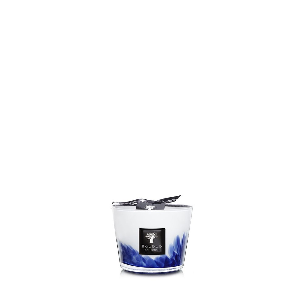 Baobab Collection Feathers Max 10 Scented Jar Candle White