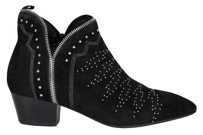 Sofie Schnoor Studded Boots in Black Black