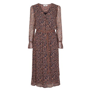Moliin Dagmar Dress in Peacoat