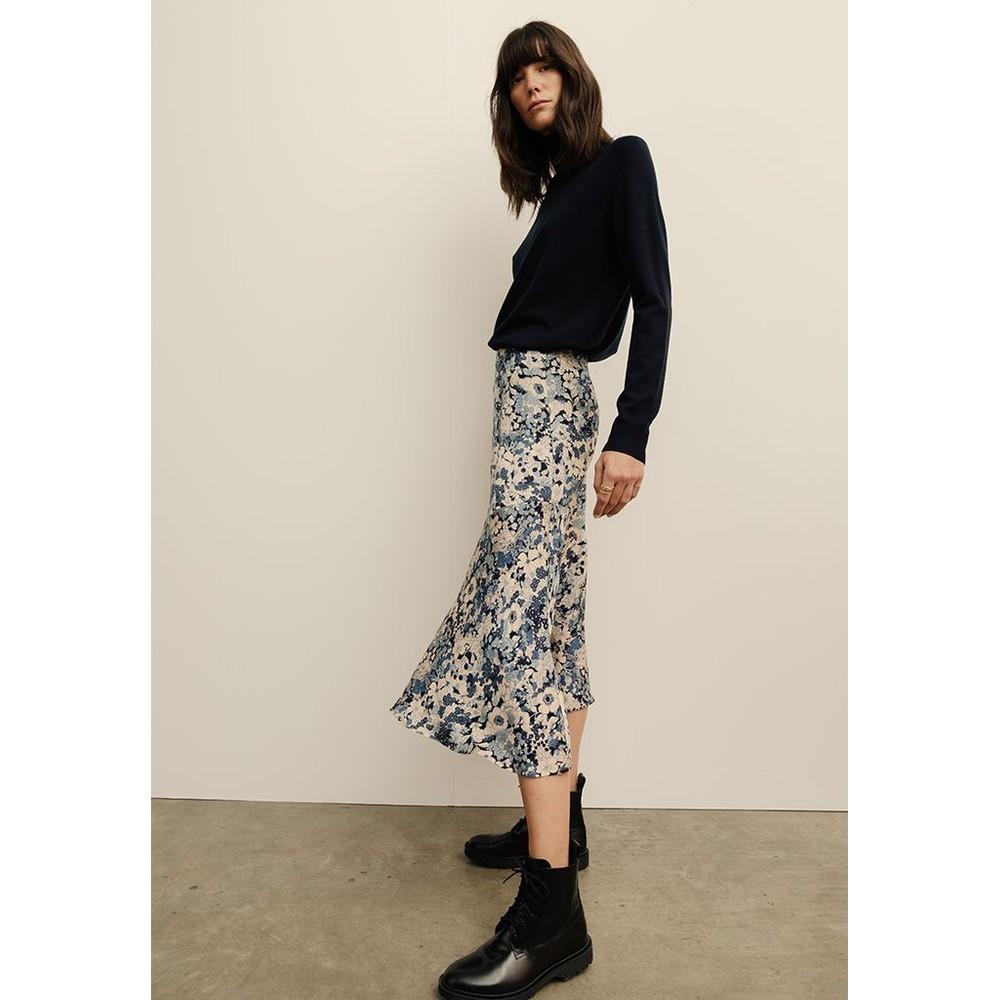 Lily & Lionel Lottie Skirt in Bloom Blue