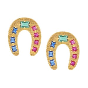 Celeste Starre Lucky Ranch Earrings
