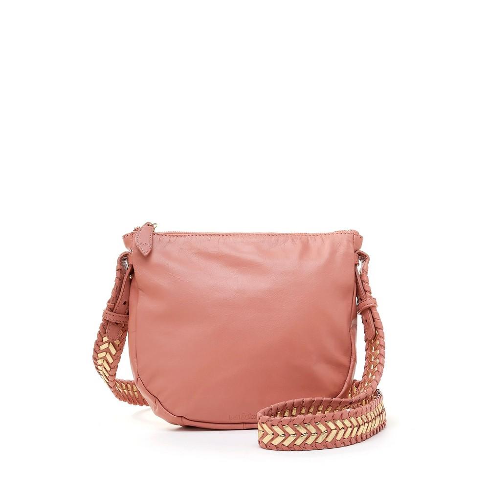 Bell & Fox Carey Crossbody Bag Pale Pink