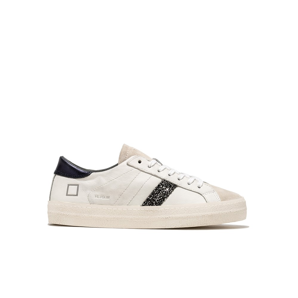 Date Hill Low Glam White/Blue Trainers White