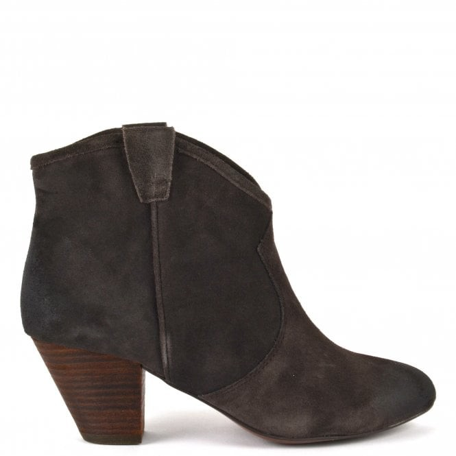 Ash Jalouse Boot in Woodash Grey