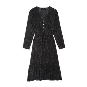 Rails Marion Dress in Slate Python