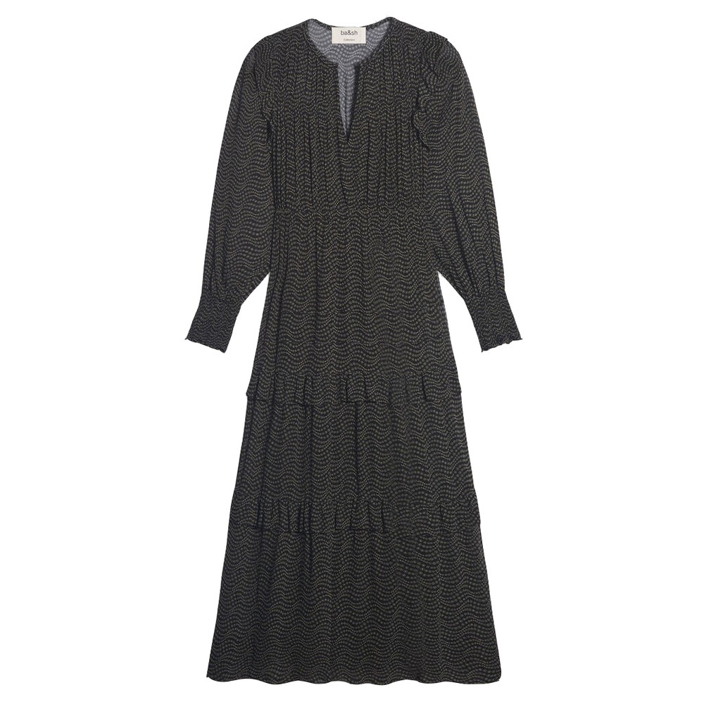 Ba&sh Lucy Dress Black