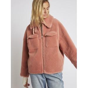 Berenice Believe Jacket in Old Pink