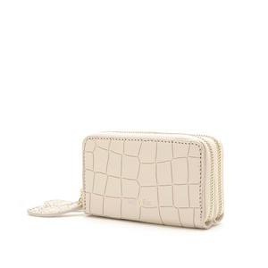 Bell & Fox Ava Mini Purse in Black Star in Pale Pink