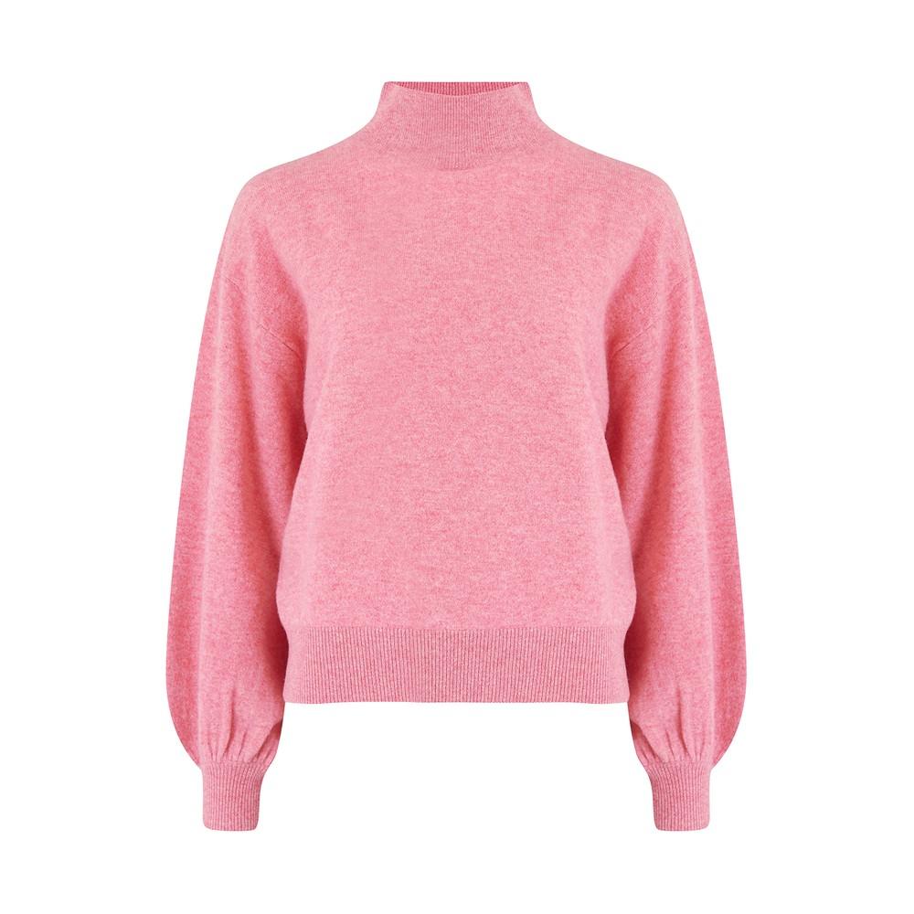 Suncoo Plery Jumper in Rose Pink