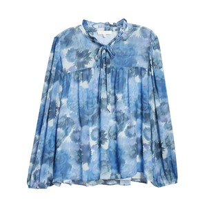 LoveShackFancy Gamela Blouse