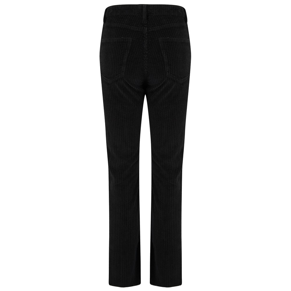 Denim Studio Salome Big Cord Jeans Black