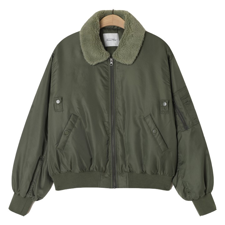 American Vintage Ako City Jacket Green