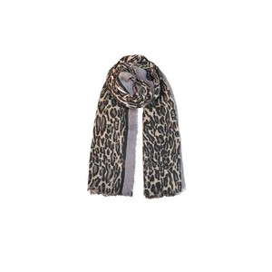 Becksondergaard Leolee Wool Scarf in Quiet Shade