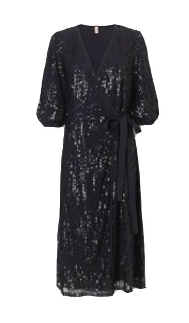Becksondergaard Glitero Dress in Black Black
