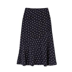 Lily & Lionel Lottie Skirt in Tuxedo Print