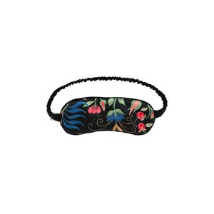 Yolke Anais Silk Eye Mask in Black