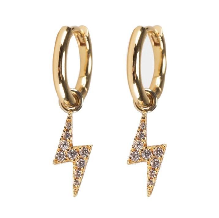 Sofie Schnoor Olympia Earrings Gold