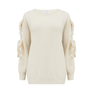 Madeleine Thompson Pretty Woman Jumper in Cream