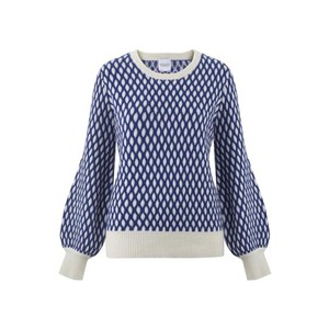 Madeleine Thompson Karate Kid Jumper in Blue