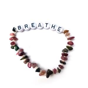 TBalance Breathe Crystal Bracelet