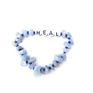 TBalance Heal Crystal Bracelet