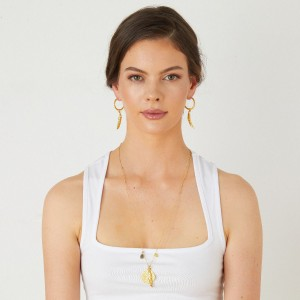 Ashiana Chilli Charm Necklace