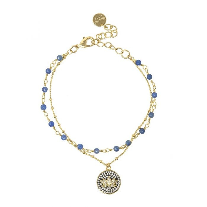 Ashiana Maple Gold Bracelet Gold