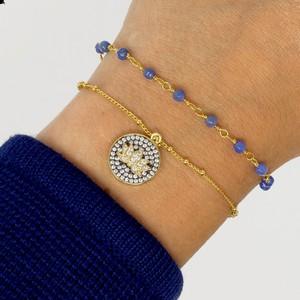 Ashiana Maple Gold Bracelet
