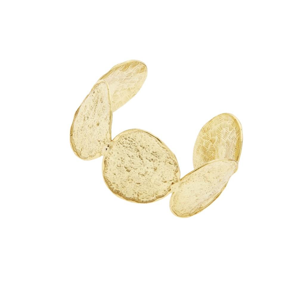 Ashiana Coins Bangle Gold