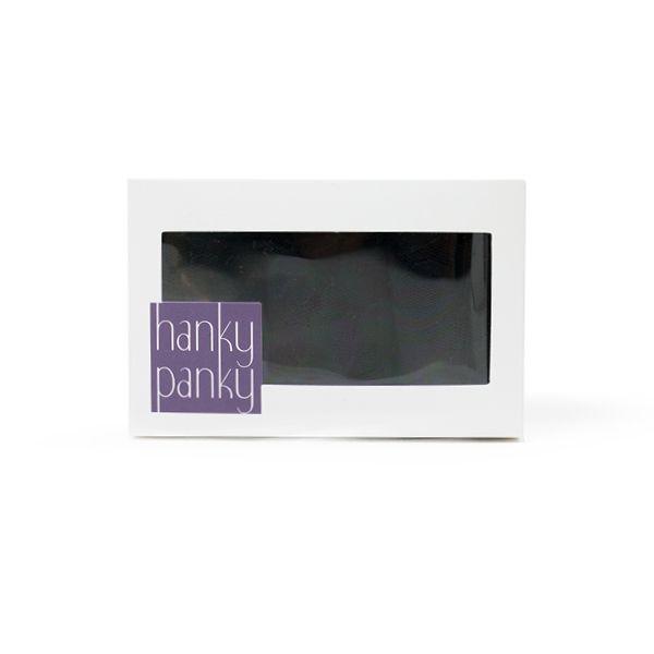 Hanky Panky Signature Lace Original Thong - Set of 3 Black