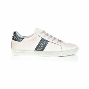 Air & Grace Cru Studded Trainers