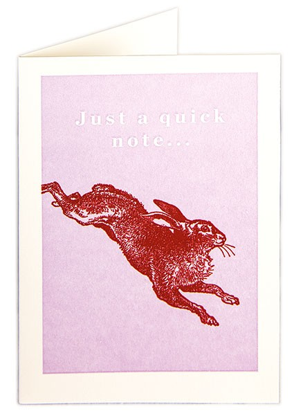 Archivist Quick Note Card - Pack of 5 None