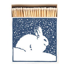 Archivist The Rabbit Matchbox