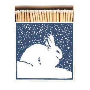 Archivist The Rabbit Matchbox