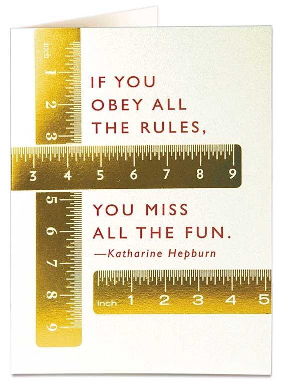 Archivist Rules Card None