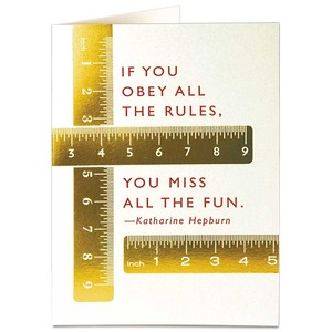 Archivist Rules Card