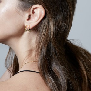 Sophie Lis Sundance Hoop mini Earrings