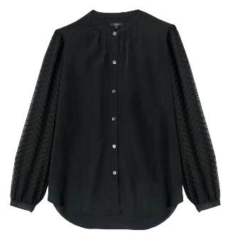 Rails Camilla Blouse in Black Black