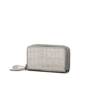 Bell & Fox Ava Mini Purse in Pewter