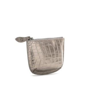Bell & Fox Faye Mini Pouch in Pewter