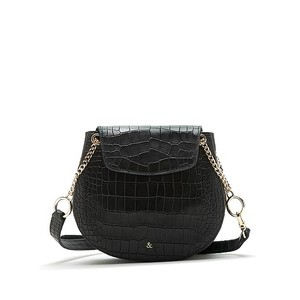 Bell & Fox Iris Chain Saddle Bag in Black