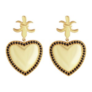 Celeste Starre Ace of Spades Earrings