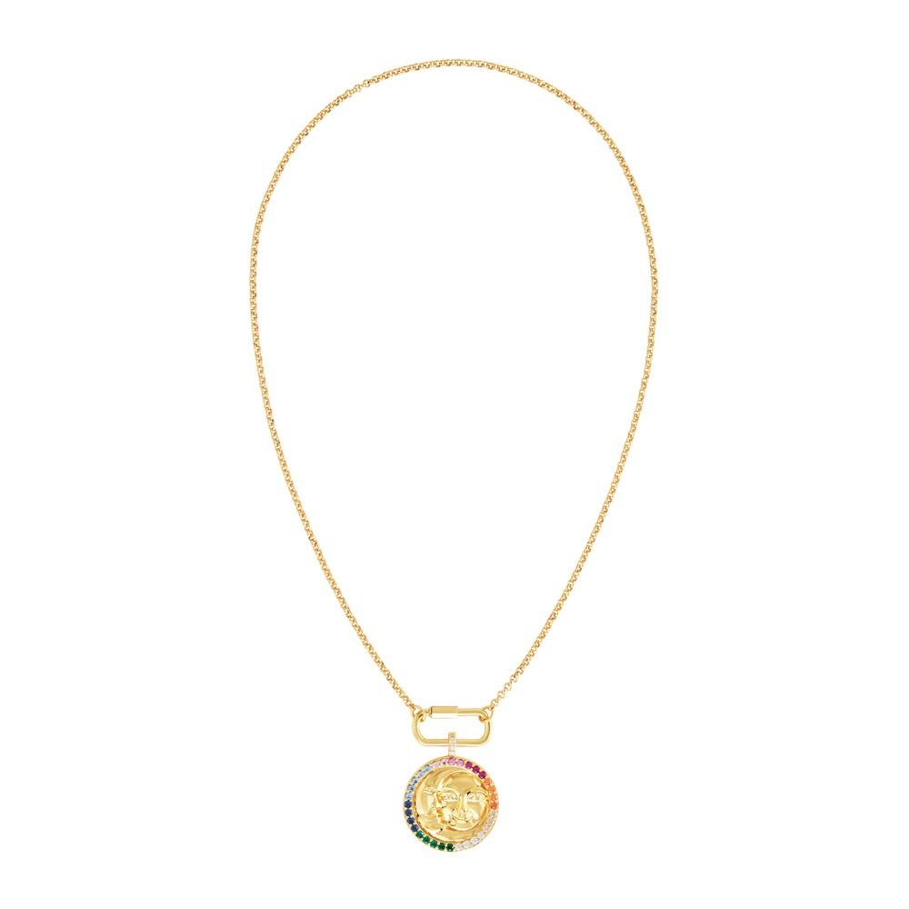 Celeste Starre Bali Necklace Gold