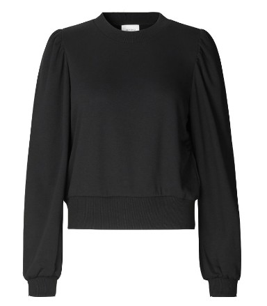 Second Female Carmella Sweater in Black Black