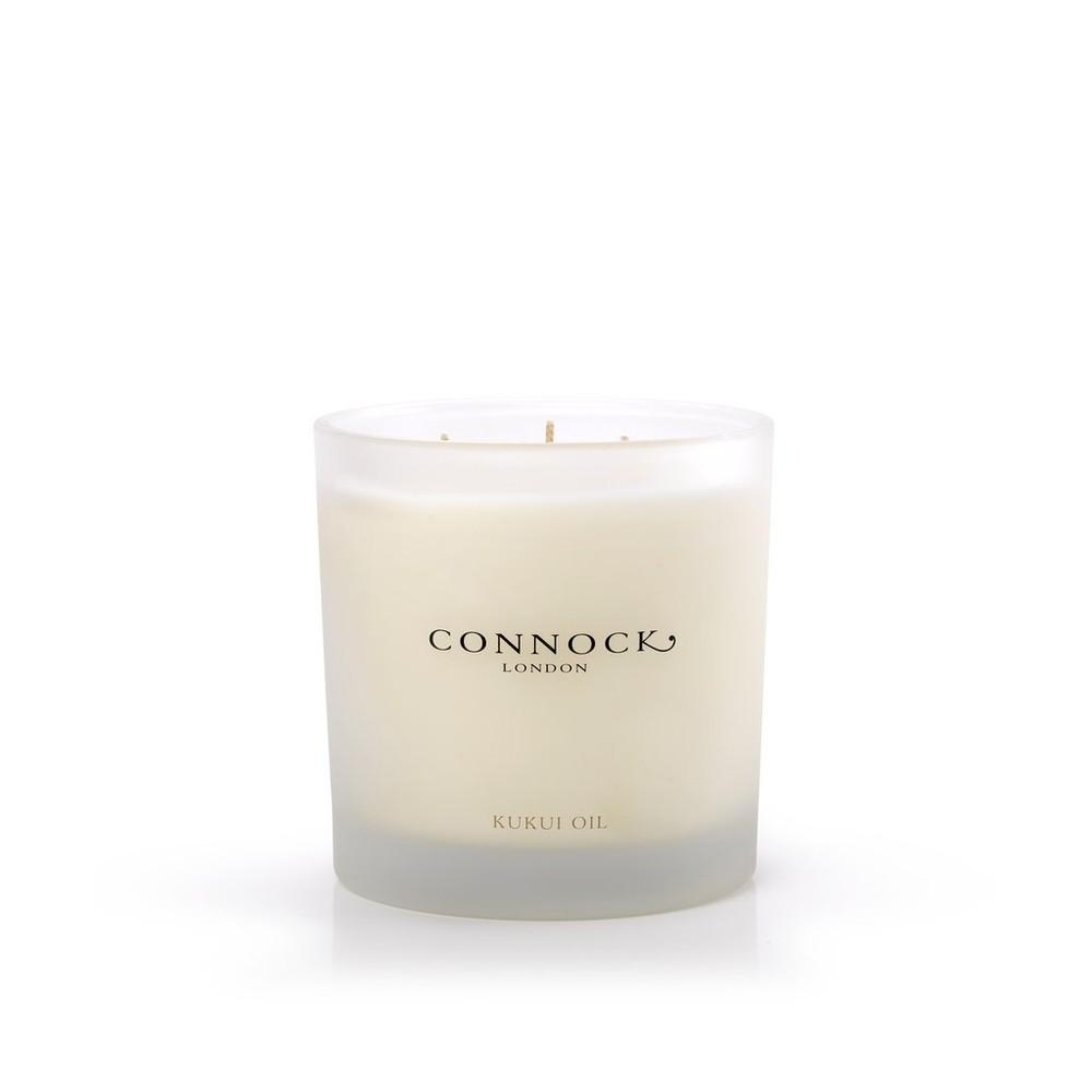 Connock Kukui Oil 3 Wick Candle None
