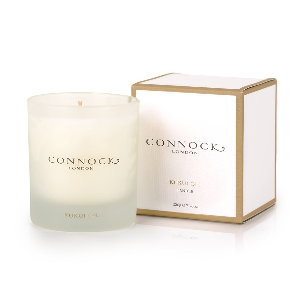 Connock Kukui Oil Candle None