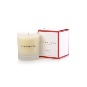 Connock Christmas Candle